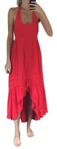 bright red Maxi Dress by Juicy Couture