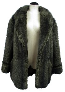 Style VI Ltd. Ltd. Faux Fur Jacket Fur Coat