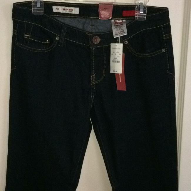 Express Flare Leg Jeans