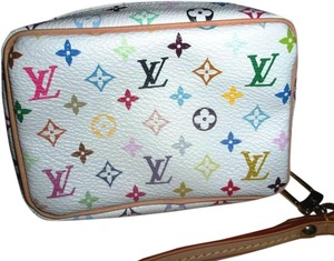 Louis Vuitton Lv Handbag Monogram Wristlet in multi