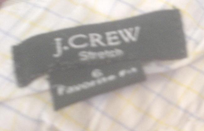 J.Crew Cropped Pants Size 6 Twill Casual Capris Beige