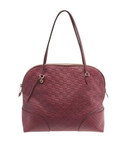 Gucci Bree Satchel Tote in Red