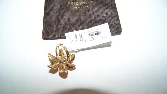 Kate Spade Kate Spade Lovely Lilies Coral Multi Ring