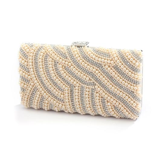 Preload https://img-static.tradesy.com/item/19755635/mariell-gold-honey-beige-pearl-evening-bag-with-bezel-crystals-4398eb-ho-s-bridal-handbag-0-0-540-540.jpg