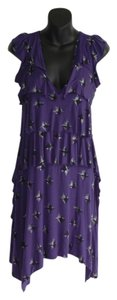 Marc by Marc Jacobs short dress purple on Tradesy