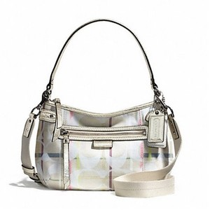 Coach Tattersall Cross Body Bag