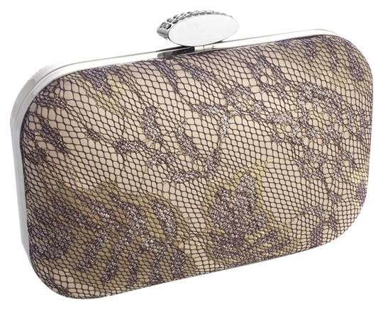 Preload https://img-static.tradesy.com/item/19755833/mariell-evening-minaudiere-with-shimmer-3454eb-ch-champagne-satin-lace-clutch-0-1-540-540.jpg
