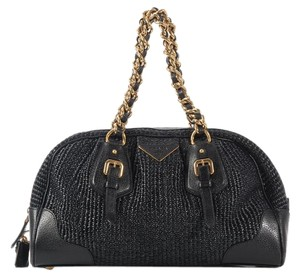 e220a0aef40 Prada Gold Bags, Accessories & More - Up to 70% off at Tradesy