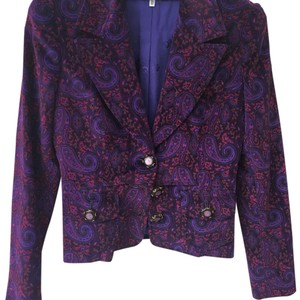 Dolce&Gabbana Button Down Shirt Purple