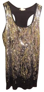 Jump Apparel Sparkle Sequin New Year's Eve Dress