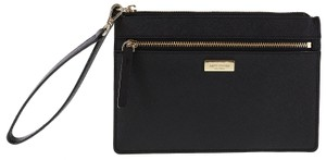 Kate Spade Handbag Tinie Wlru2509 Wristlet in Black