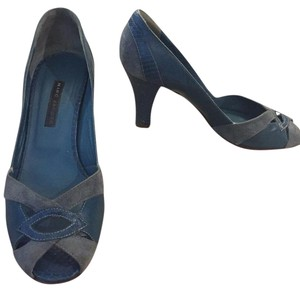 Marc Jacobs Blue Pumps