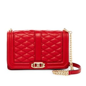 Rebecca Minkoff Love Red Boy Boy Red Love Shoulder Bag