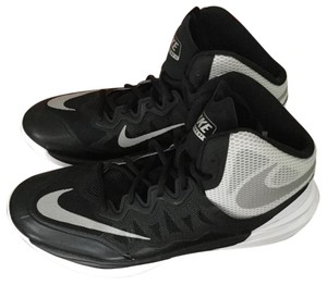 Nike Black/ reflective silver/ white Athletic