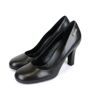Gucci Leather Pump Black Pumps