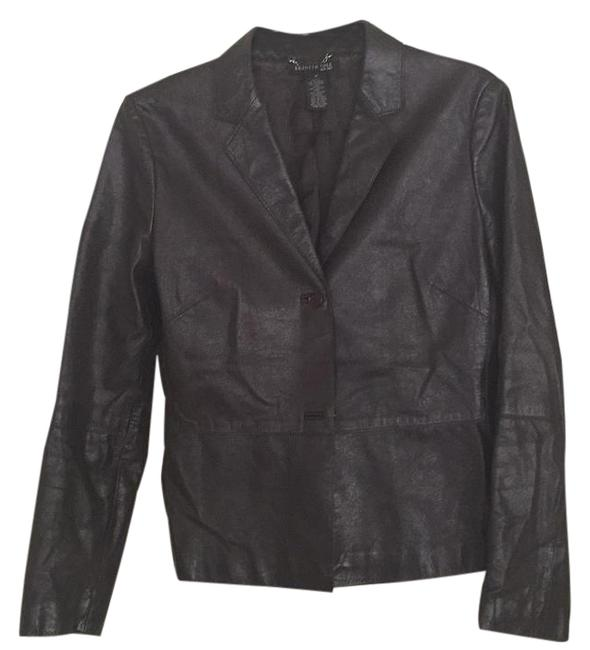 Preload https://img-static.tradesy.com/item/19756425/kenneth-cole-plum-leather-jacket-size-8-m-0-1-650-650.jpg