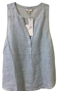 Joie Top Light Blue/Chambray