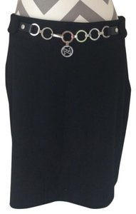 Adrienne Vittadini Mini Skirt Black