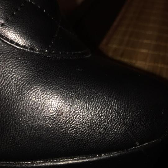 C Label Black Boots