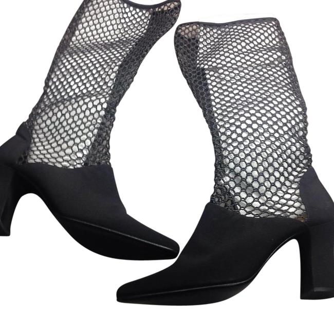 Casadei Black Nwot Boots/Booties Size US 8 Regular (M, B) Casadei Black Nwot Boots/Booties Size US 8 Regular (M, B) Image 1