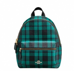 Coach F55448 Canvas Backpack