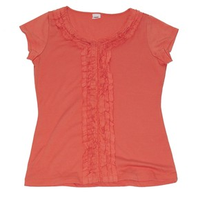 Xhilaration T Shirt Orange