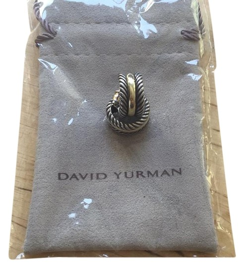 Preload https://img-static.tradesy.com/item/19756816/david-yurman-sterling-silver-and-yellow-gold-earrings-0-1-540-540.jpg