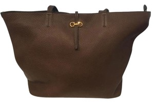 Salvatore Ferragamo Tote in Brown
