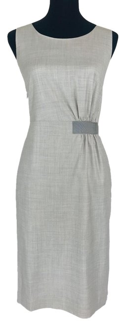 Preload https://img-static.tradesy.com/item/19756953/jcrew-gray-women-super-120-wool-knee-length-cocktail-dress-size-10-m-0-8-650-650.jpg