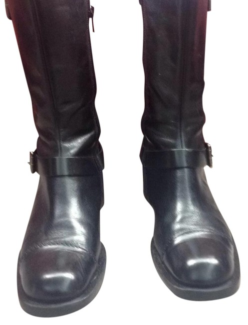 Vic Matié Black Boots/Booties Size US 7 Regular (M, B) Vic Matié Black Boots/Booties Size US 7 Regular (M, B) Image 1