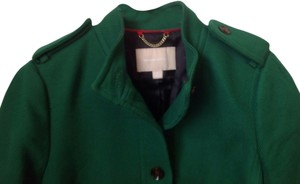 Banana Republic Peacoat Green Jacket