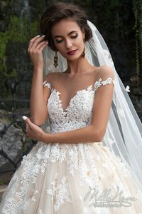 Milla Nova Barbara Wedding Dress