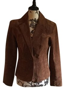 New York & Company Chocolate Blazer