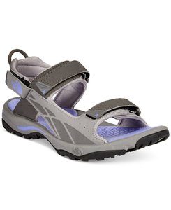 The North Face grey Sandals