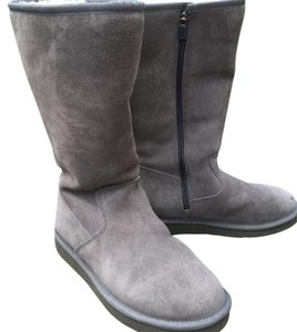 UGG Australia Grey Boot Gray Boots