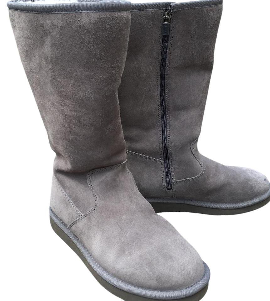 fedbef9e9f3 Gray Sumner Boots/Booties