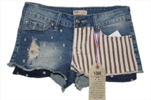 YMI Jeans Mini/Short Shorts Multicolor
