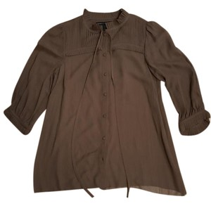 Marc by Marc Jacobs Brown Top Dark Tan