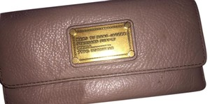Marc by Marc Jacobs Classic Q Long Foldover Wallet