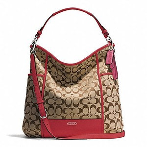 Coach Multiple Wear Cross Body Bag