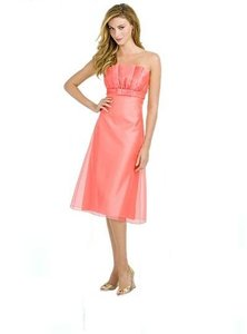 After Six Coral 6529 Dress