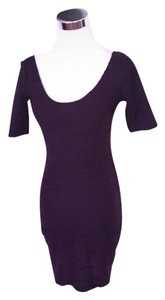 Xhilaration short dress purples on Tradesy