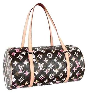 Louis Vuitton Vuitton Watercolor Vuitton Aquarelle Watercolor Papillon Richard Prince Vuitton Tote in Brown