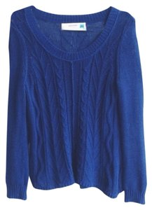 Anthropologie Sparrow Open Knit Cable Sweater