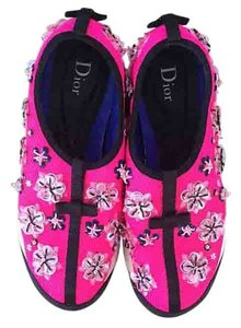 Dior Hot pink with flowers Athletic
