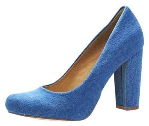 Alba Footwear denim blue Pumps