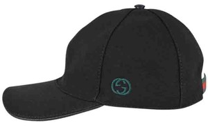 Gucci Gucci Cotton Baseball Hat