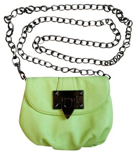 Deena & Ozzy & Mini Studded Chain Cross Body Bag