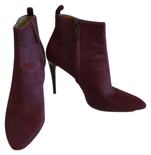 Preload https://img-static.tradesy.com/item/19758162/balenciaga-burgundy-pony-hair-bootsbooties-size-us-95-regular-m-b-0-2-540-540.jpg