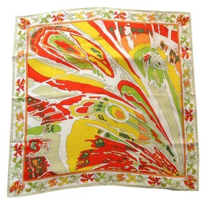 Emilio Pucci Emilio Pucci Silk Scarf - With Tags